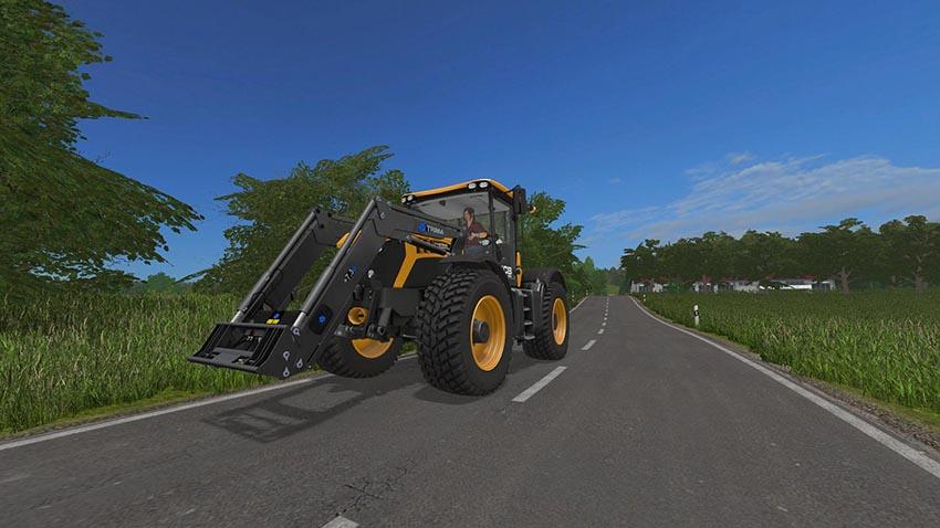 JCB Fastrac 4000er Series v 1.0
