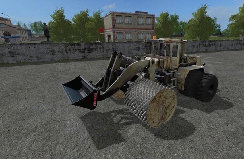 Kirovets K-702 WheelLoader v 1.0