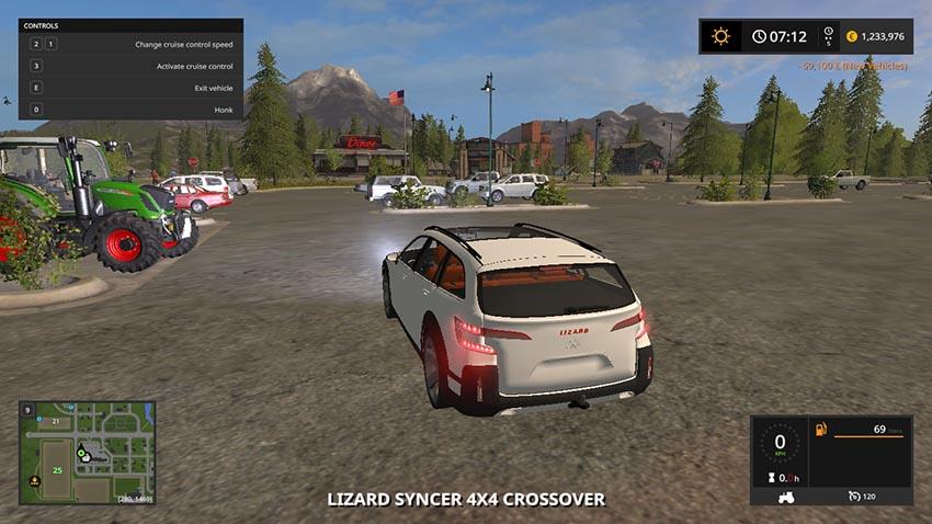 Lizard Syncer 2017 Crossover v 1.0
