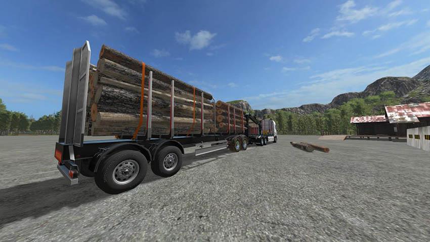 Log Trailer v 1.0