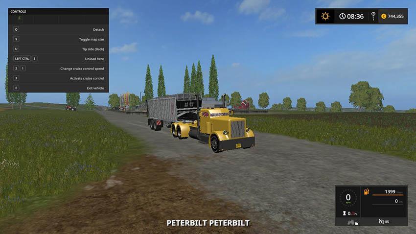 Peterbilt custom v 1.0