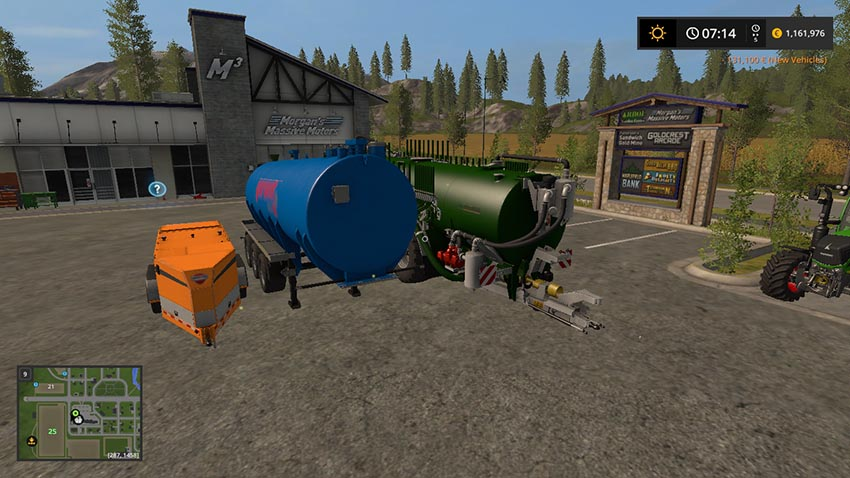 Slurry And Fuel Pack v 1.0