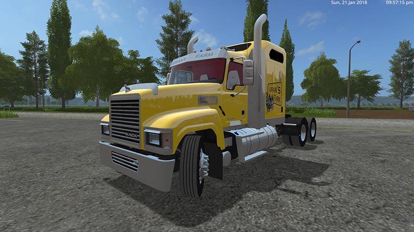 USA Truck Pack v 1.0