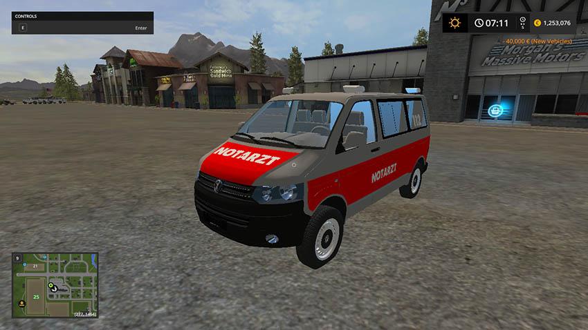 VW T5 Nef V 1.0