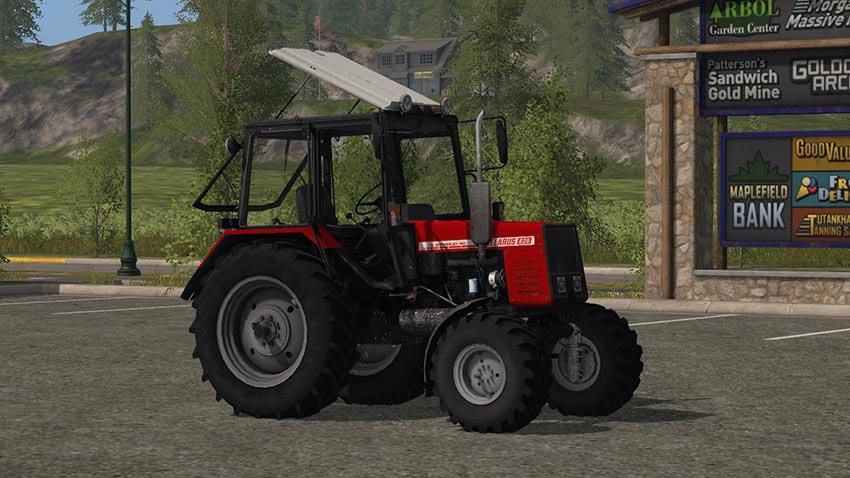 Belarus Agropanonka 820 v 1.1