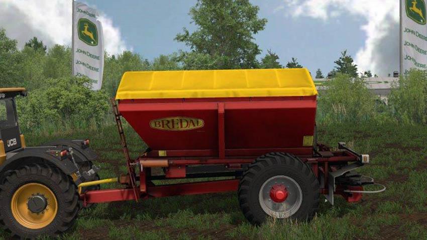 Bredal K105 v 1.0