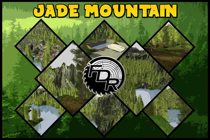 FDR Logging - Jade Mountain Logging Map