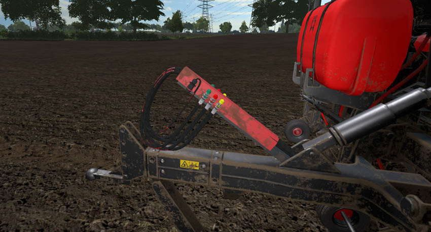 Grimme 860 DH potato planter v 1.0