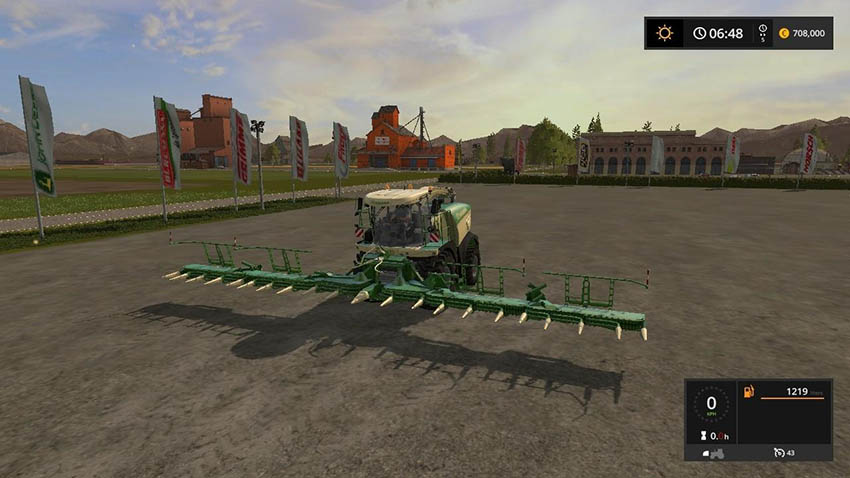 Krone Easy Collect 903D v 1.0