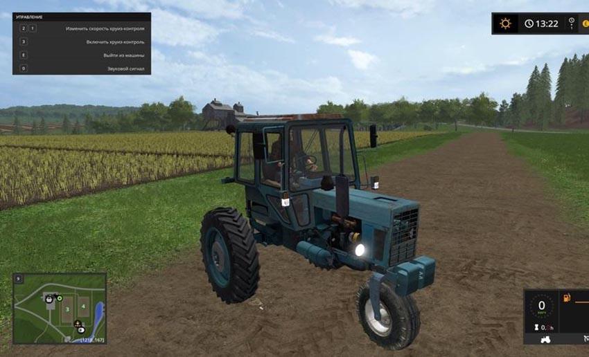 MTZ-80X Belarus v 1.0