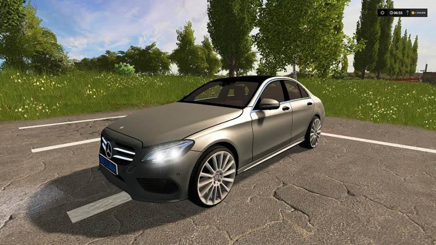 Mercedes Benz C250 AMG v 1.0