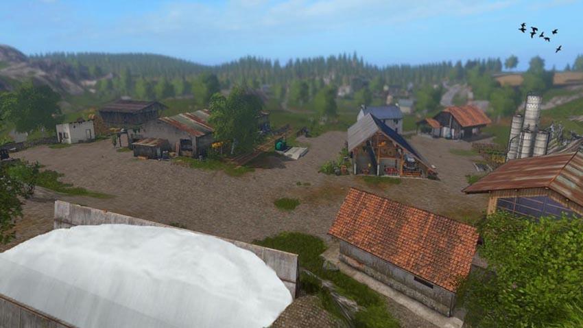 Old Slovenian Farm v 2.0
