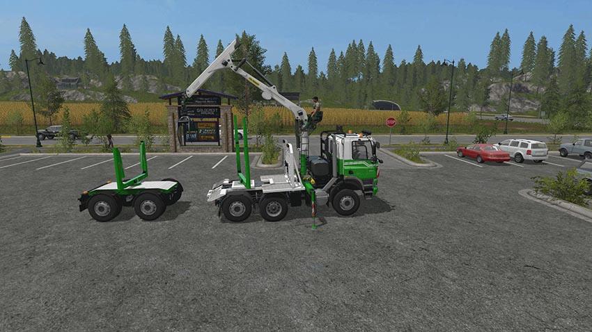 Phoenix Longwood Truck v 1.0