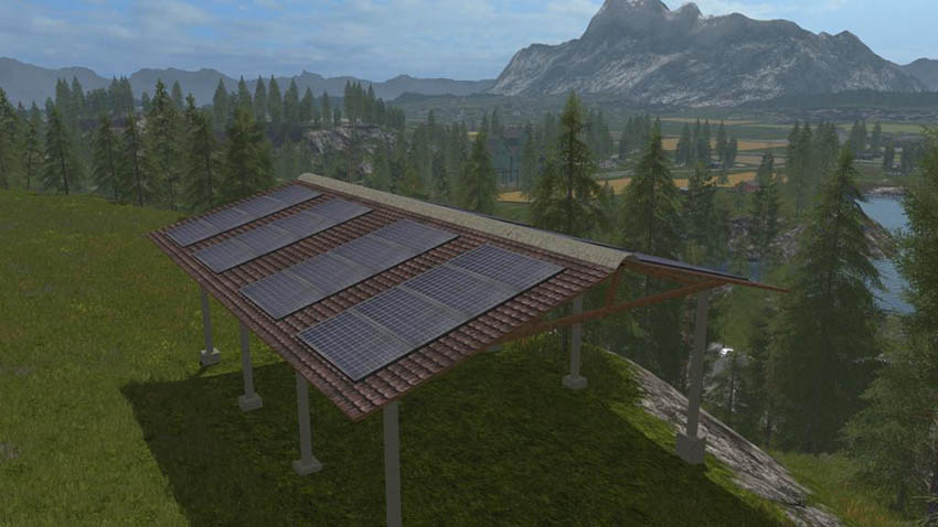 Solar Shed v 1.1.1