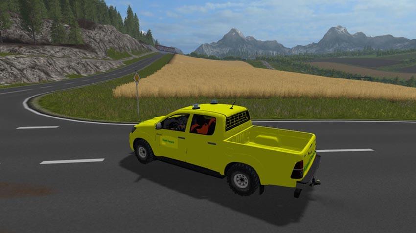 Toyota Hilux V 1.1