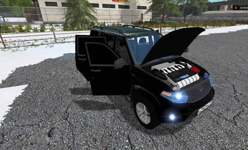 UAZ Patriot v 1.0