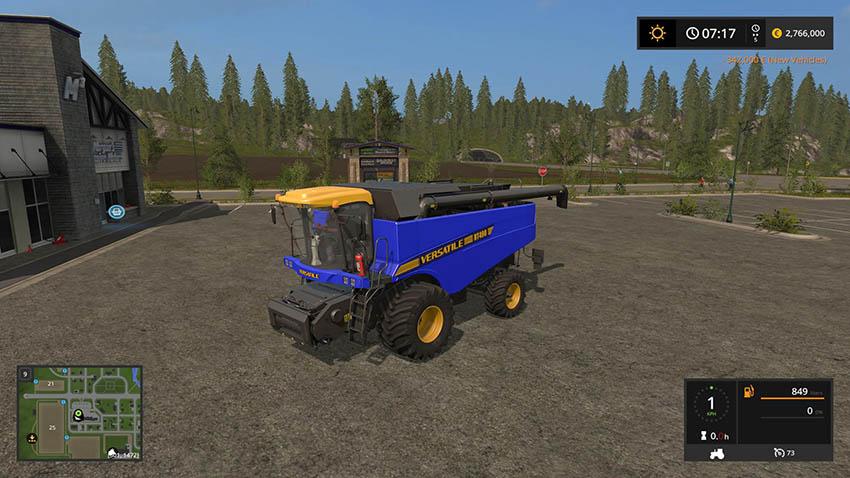 Versatile RT490 Blue v 1.0