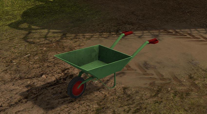 Wheelbarrow v 1.0