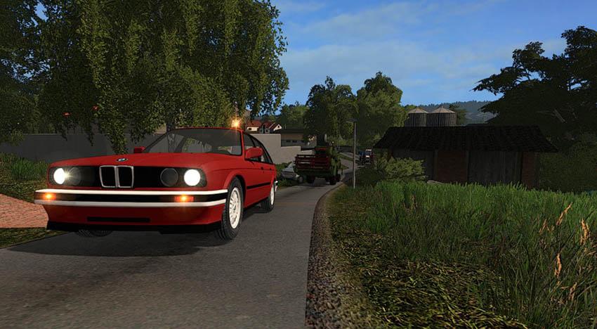 BMW 325i Touring V 1.0