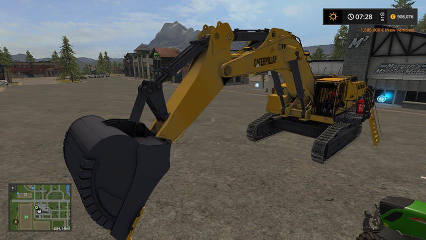 CAT 289C v 1.0
