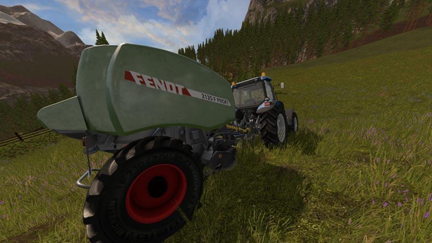 Fendt 2125 F professional V 1.0