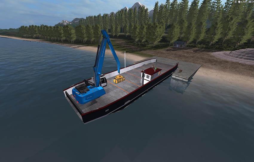 Ferry Crane v Final