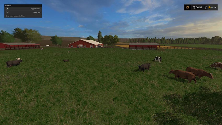 Grazing Animals v 1.0