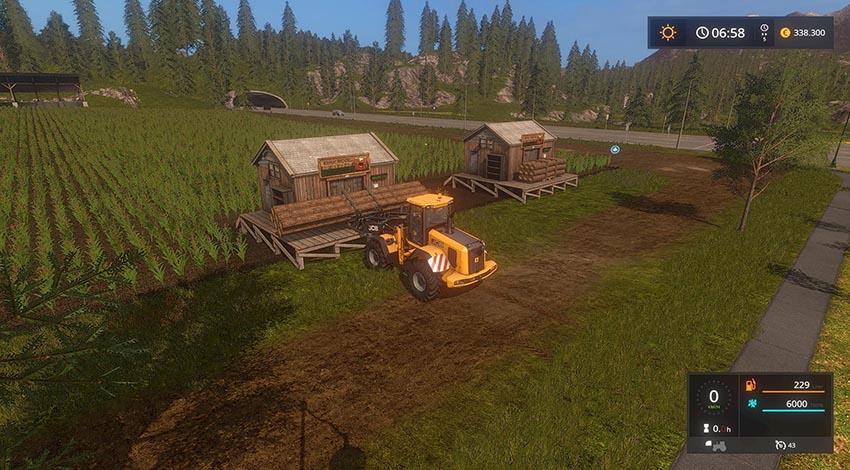 Kaster Wood Inc. Holz ohne Arbeit v 2.0