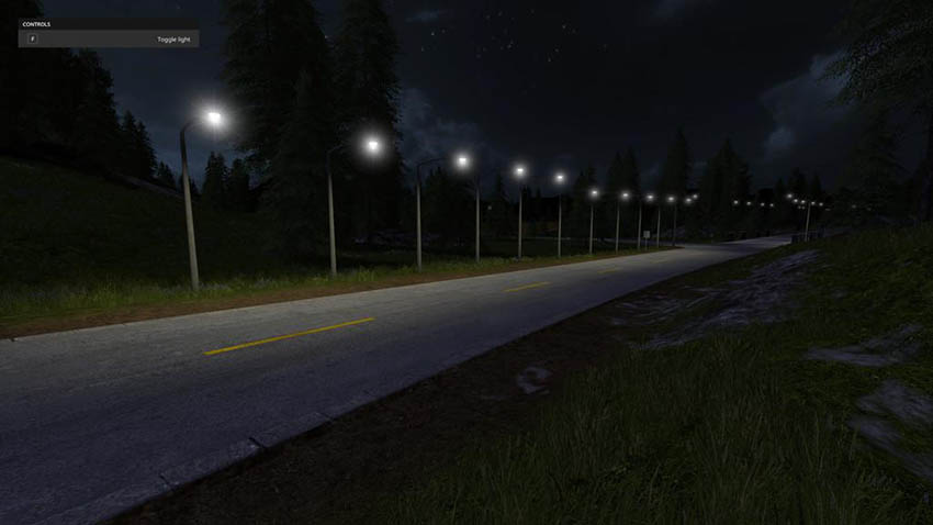 Manual Lights v 1.0