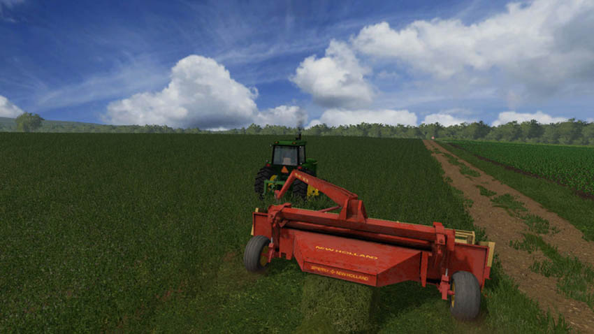 New Holland 116 Hydroswing Haybine V 1.0