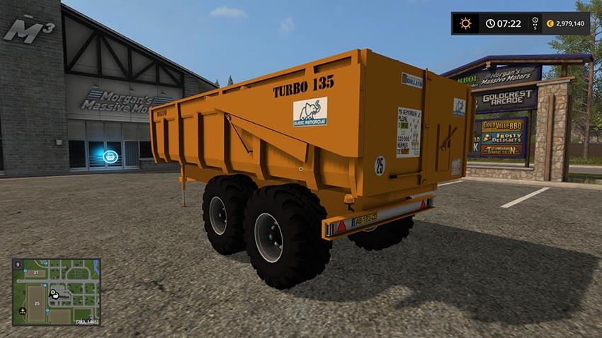 Rolland TURBO135 v 1.0