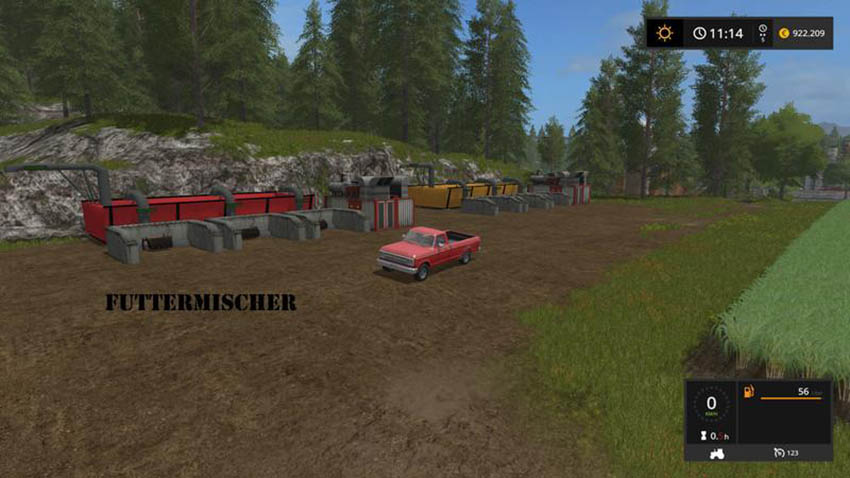 Silvercrest Valley reloaded v 1.0