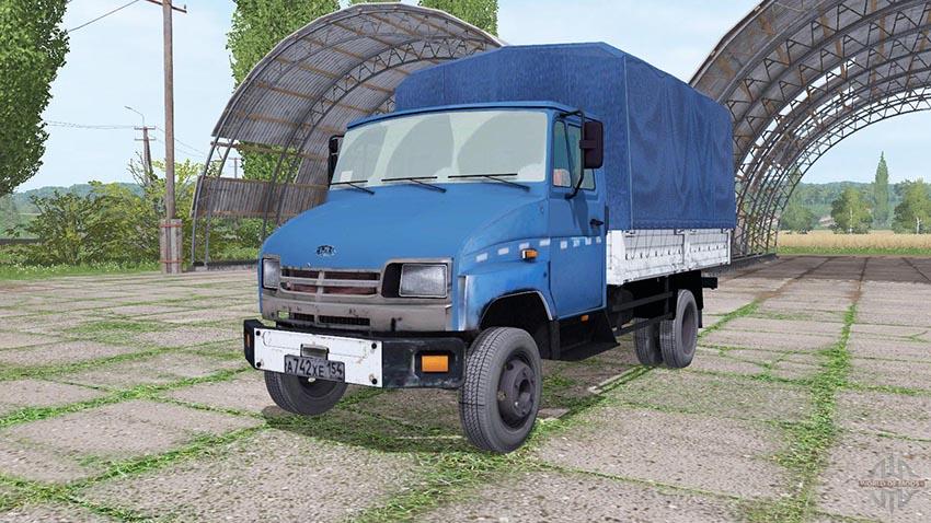 ZIL 5301АО 1996 v 1.0.0.1