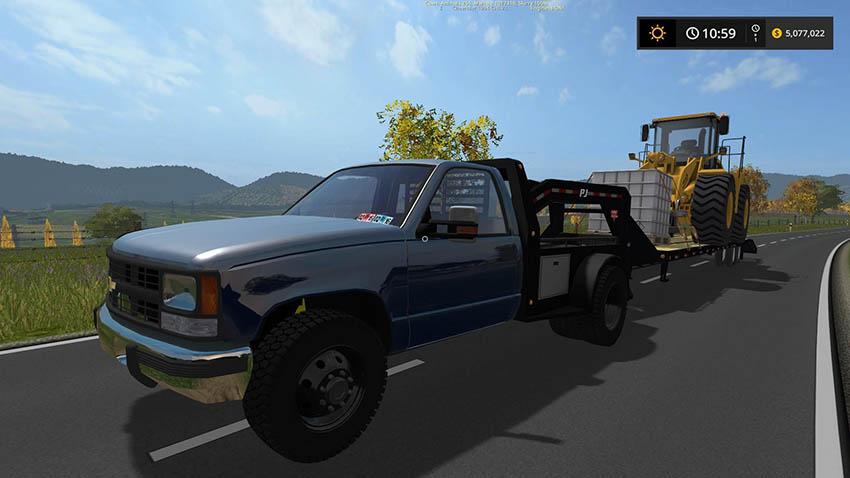 1994 Chevy K3500 Flatbed v 1.0