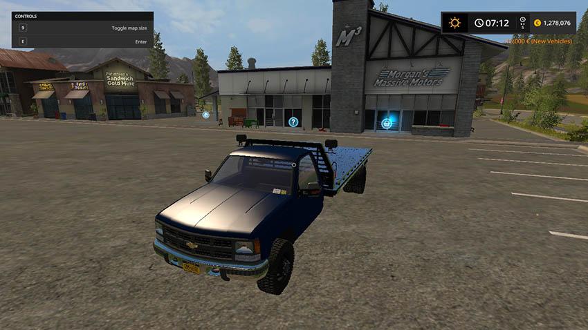 1994 Chevy K3500 Rollback v 1.0
