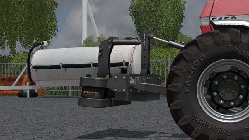 750KG selfmade weight v 1.0