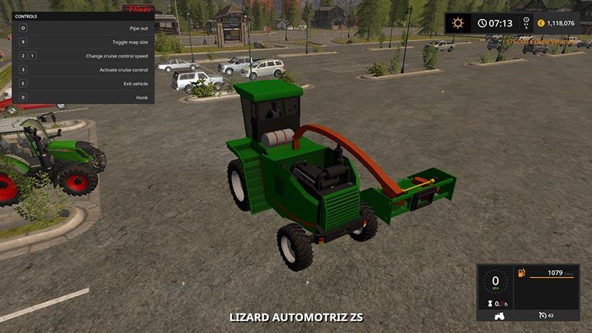 Automotriz ZS v 1.0