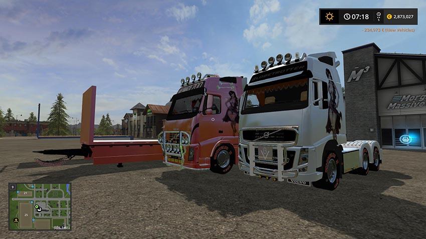 Ballen Transporter Pack v 1.0