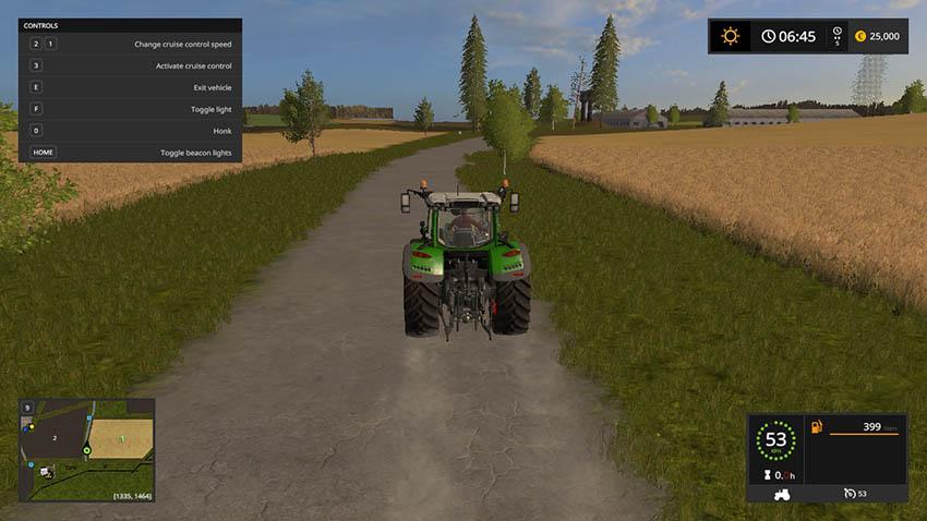 Borki Agro Map v 1.0