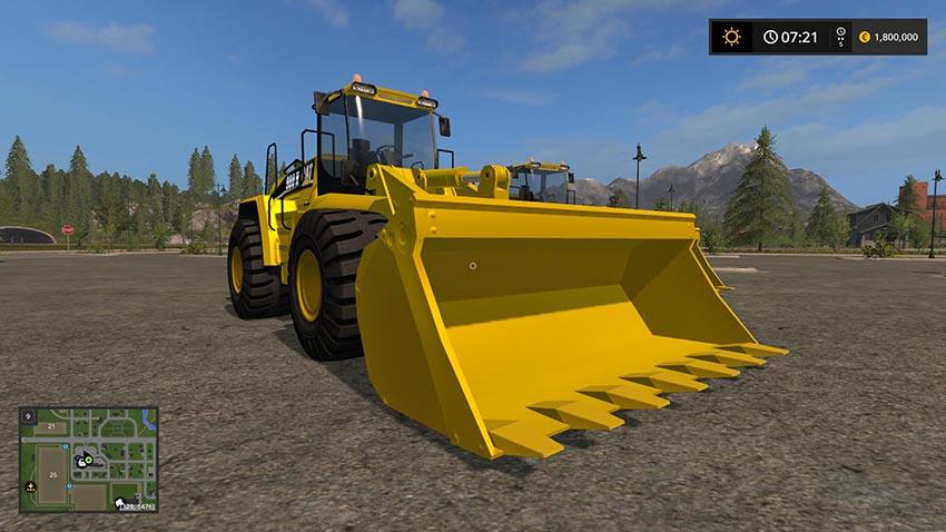 Caterpillar 980 25000L v 1.0