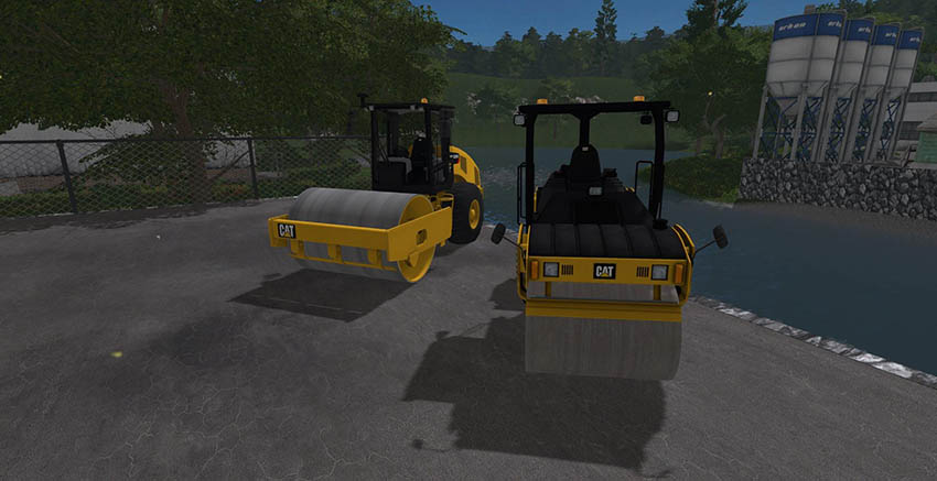 Caterpillar CB44B + CS56b v 1.0