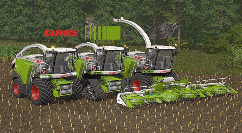 Claas Jaguar 900 Series V 3.0 Final Beast
