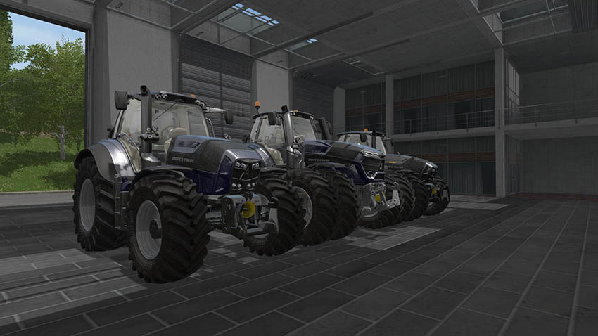 Deutz Fahr Series Pack v 1.0