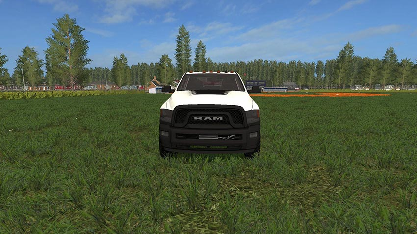 Dodge 2500 Power Wagon v 1.0
