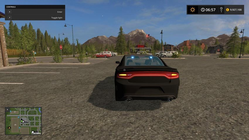 Dodge Charger Hellcat Undercover V 1.0