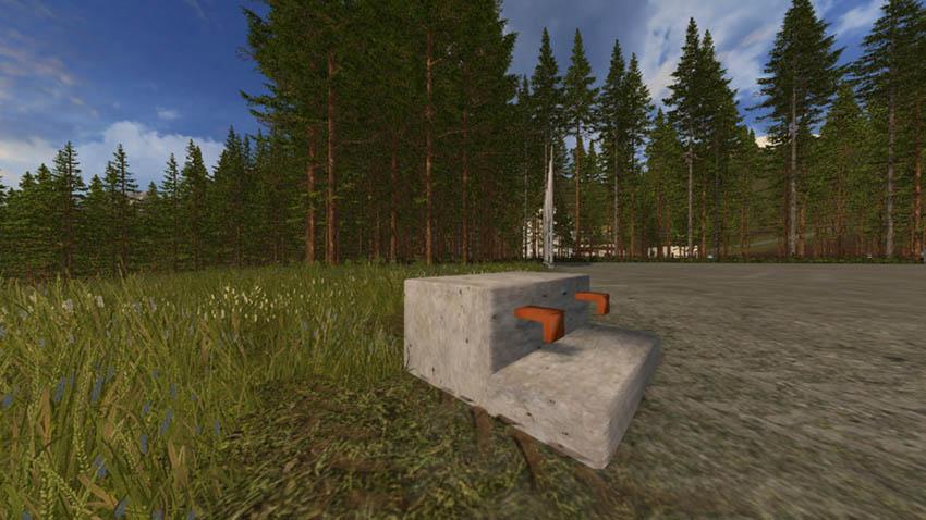 Eigenbau concrete weight V 1.0