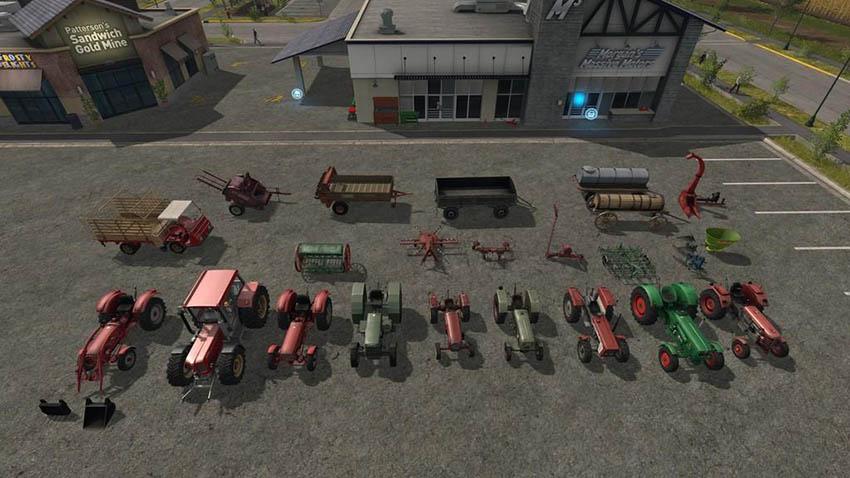 Farming Classics v 1.0
