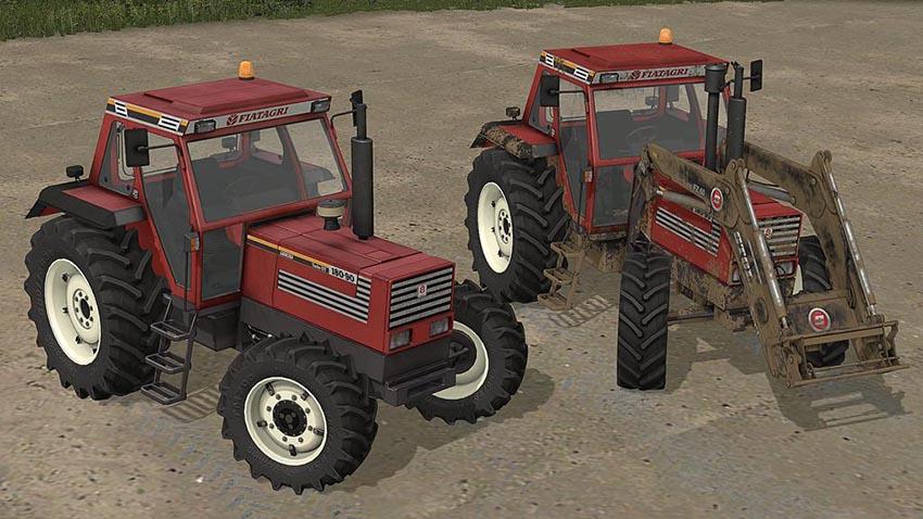 Fiatagri 180-90 v 1.0