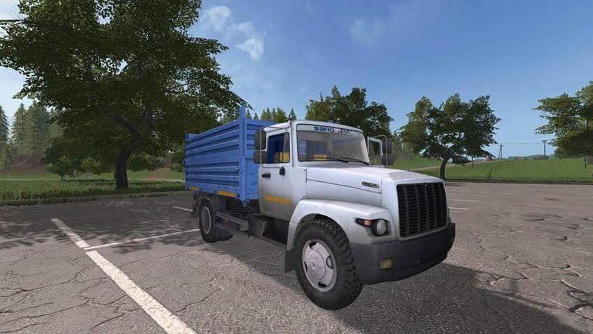GAZ 33077 v 1.0