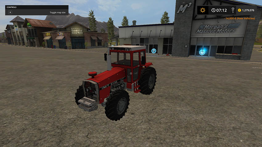 IMT 5136 Deluxe v 1.0